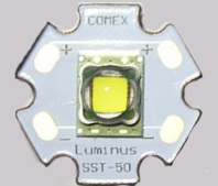 Luminus SST-50 15W LED
